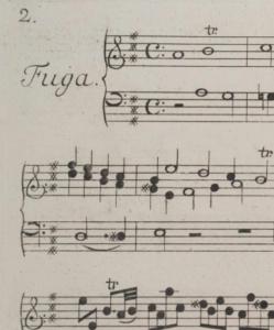 Porpora Sonatas